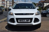 USED 2013 63 FORD KUGA 2.0 ZETEC TDCI 5d AUTO 138 BHP THE CAR FINANCE SPECIALIST