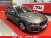 USED 2015 15 JAGUAR XE 2.0 SE 4d 161 BHP +ONE OWNER +FREE TAX +SAT NAV.