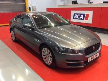 2015 JAGUAR XE 2.0 SE 4d 161 BHP £11499.00