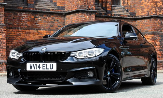 2014 14 BMW 4 SERIES 3.0 435D XDRIVE M SPORT 2d AUTO 309 BHP [ M PERFORMANCE ]