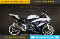 USED 2011 11 SUZUKI GSXR600 - ALL TYPES OF CREDIT ACCEPTED. GOOD & BAD CREDIT ACCEPTED, OVER 600+ BIKES IN STOCK