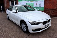 USED 2016 16 BMW 3 SERIES 2.0 320D ED PLUS 4d AUTO 161 BHP +AUTOMATIC +SAT NAV +LEATHER.