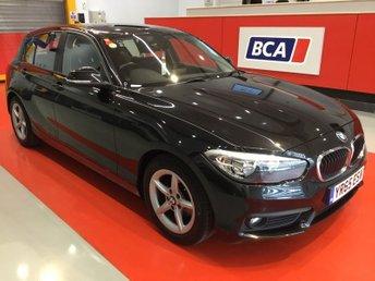 2015 BMW 1 SERIES 1.5 116D ED PLUS 5d 114 BHP £7499.00