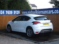 USED 2012 12 CITROEN DS4 1.6 HDI DSTYLE 5d 110 BHP