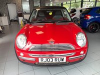 2003 MINI HATCH COOPER 1.6 COOPER 3d 114 BHP £1495.00