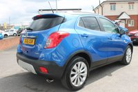 USED 2016 16 VAUXHALL MOKKA 1.4 SE 5d AUTO 138 BHP JUST ONE OWNER FROM NEW - 3 SERVICE STAMPS - RARE AUTOMATIC - GREAT SPEC