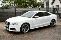 USED 2013 10 AUDI A5 2.0 TDI BLACK EDITION 2d 177 BHP 6 MONTHS RAC WARRANTY FREE + 12 MONTHS ROAD SIDE RECOVERY!