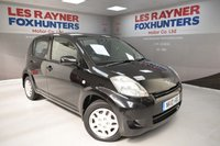 USED 2010 10 DAIHATSU SIRION 1.3 5d AUTOMATIC- LOW MILES  Great MPG, Air conditioning, Low miles, Automatic