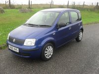 USED 2010 60 FIAT PANDA 1.1 ACTIVE ECO 5d 54 BHP