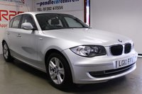 USED 2010 10 BMW 1 SERIES 2.0 116D SE 5d 114 BHP