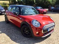 2015 MINI HATCH COOPER 1.5 COOPER 3d 134 BHP £9000.00