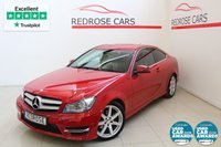 USED 2013 13 MERCEDES-BENZ C CLASS 2.1 C250 CDI BLUEEFFICIENCY AMG SPORT 2d AUTO 204 BHP 2 Keys, FSH, Nav, BT, Sensors