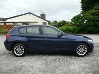 2012 BMW 1 SERIES 2.0 118D SE 5d AUTO 141 BHP £6795.00