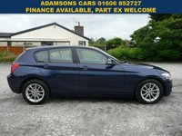 USED 2012 62 BMW 1 SERIES 2.0 118D SE 5d AUTO 141 BHP Only £30 To Tax, 2 Owners, Nice Car,HPI Clear