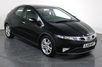 USED 2009 09 HONDA CIVIC 1.8 I-VTEC EX GT 5d 138 BHP Demo and 2 OWNERS From New with 7 Stamp SERVICE HISTORY