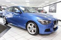USED 2013 62 BMW 1 SERIES 1.6 116I M SPORT 135 BHP 1 FORMER LADY DR OWNER BMWSH!