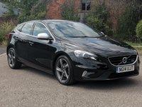 2014 VOLVO V40 1.6 D2 R-DESIGN LUX 5d 113 BHP £9400.00