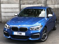 USED 2017 17 BMW 1 SERIES 3.0 M140I 5d AUTO 335 BHP LOW MILES/AUTO/PRO NAV