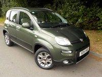 2014 FIAT PANDA 0.9 TWINAIR 5d 85 BHP £5995.00