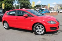 USED 2011 61 SEAT LEON 1.6 CR TDI ECOMOTIVE S AC 5d 103 BHP UNBELIEVABLE SERVICE HISTORY - 7 STAMPS - TIMING BELT DONE - MEGA LOW MILES