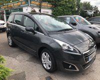 USED 2016 16 PEUGEOT 5008 1.6 BLUE HDI S/S ACTIVE 5d 120 BHP