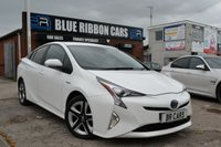 USED 2016 66 TOYOTA PRIUS 1.8 VVT-I EXCEL 5d AUTO 97 BHP 1 OWNER, FULLY LOADED, EVERY OPTION
