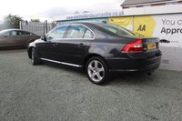 USED 2009 59 VOLVO S80 2.4 D SE LUX 4d 175 BHP DIESEL GREY AUTO EXCELLENT CONDITION + 8 SERVICE STAMPS WITH VOLVO