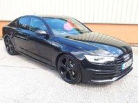 2013 AUDI A6 2.0 TDI BLACK EDITION 4d AUTO 175 BHP £SOLD