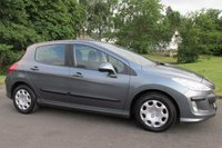 USED 2010 10 PEUGEOT 308 1.6 S HDI 5d 89 BHP