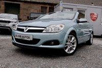 USED 2009 09 VAUXHALL ASTRA Twin Top Design 1.9 CDTi 3dr ( 150 bhp ) 3 Previous Owners Full Service History Rare Diesel Convertible