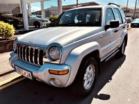 2002 JEEP CHEROKEE 3.7 LIMITED 5d 208 BHP £2495.00