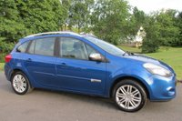 USED 2011 61 RENAULT CLIO 1.5 DYNAMIQUE TOMTOM DCI 5d 88 BHP