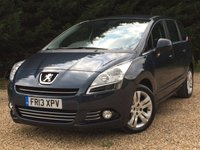 USED 2013 13 PEUGEOT 5008 1.6 HDI ACTIVE 5d 115 BHP