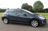 USED 2011 61 PEUGEOT 308 1.6 HDI ACTIVE 5d 92 BHP