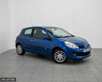 USED 2009 09 RENAULT CLIO 1.1 DYNAMIQUE 16V 3d 75 BHP Finance Available In House
