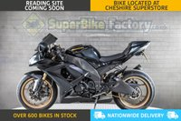 USED 2010 10 KAWASAKI ZX-10R - ALL TYPES OF CREDIT ACCEPTED. GOOD & BAD CREDIT ACCEPTED, OVER 600+ BIKES IN STOCK