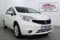 USED 2015 65 NISSAN NOTE 1.2 ACENTA 5d 80 BHP Having started in 1973 and based in Durham City, we are a household name in the North-East. We are a main agent but still a family-run business, a one stop shop for all of your motoring needs. With all current financing options available to assist you with your purchase combined with excellent after sales support via our workshop and body shop services.  Give us a call or come and meet us - we care about what we do!