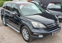 2011 HONDA CR-V 2.0 I-VTEC ES 5d 148 BHP £8990.00