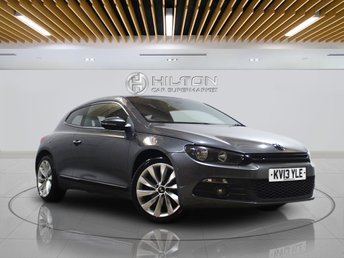 Used Volkswagen Scirocco for sale in Leighton Buzzard