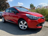 USED 2013 63 RENAULT CLIO 1.1 DYNAMIQUE MEDIANAV 5d 75 BHP 2KEYS+MEDIA+ELECS+ALLOYS+NAV+