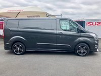 USED 2019 19 FORD TRANSIT CUSTOM 2.0 TDCI 320 LIMITED L2H1 Panel Van 130 PSi Pre-registered transit custom L2H1 Limited panel van 130 PSi with full body styling kit plus sat-nav and reverse camera