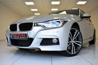 USED 2017 17 BMW 3 SERIES 335D XDRIVE M SPORT TOURING AUTOMATIC