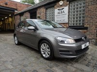 USED 2013 63 VOLKSWAGEN GOLF 1.6 SE TDI BLUEMOTION TECHNOLOGY DSG 5d AUTO 105 BHP (Automatic / £20 RFL)