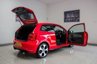 USED 2012 62 VOLKSWAGEN POLO 1.4 GTI DSG 3d AUTO 180 BHP JULY 2020 MOT & Just Been Serviced