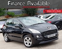 USED 2010 60 PEUGEOT 3008 1.6 SPORT HDI 5d 110 BHP GREAT SERVICE HISTORY