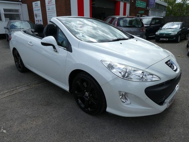 Used Peugeot 308 CC cars in Swindon from Bishops Motor Company