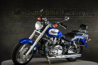 USED 2003 03 TRIUMPH BONNEVILLE AMERICA - ALL TYPES OF CREDIT ACCEPTED. GOOD & BAD CREDIT ACCEPTED, OVER 600+ BIKES IN STOCK