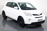 USED 2012 12 TOYOTA URBAN CRUISER 1.4 D-4D 5d 89 BHP 8 Stamp SERVICE HISTORY
