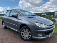USED 2008 58 PEUGEOT 206 1.4 LOOK 5d 74 BHP ***TRADE IN TO CLEAR ***