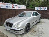 2001 MERCEDES-BENZ CLK 2.3 CLK230 KOMPRESSOR AVANTGARDE 2d AUTO 197 BHP £995.00
